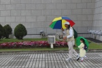 Rain in Taipei