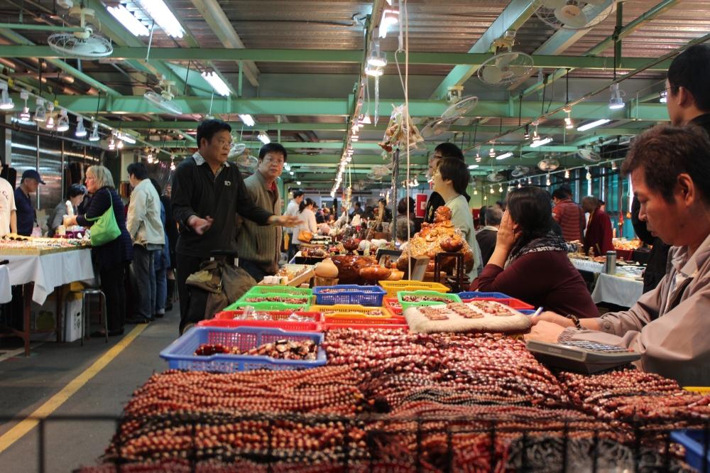 Holiday Jade Market Taipei