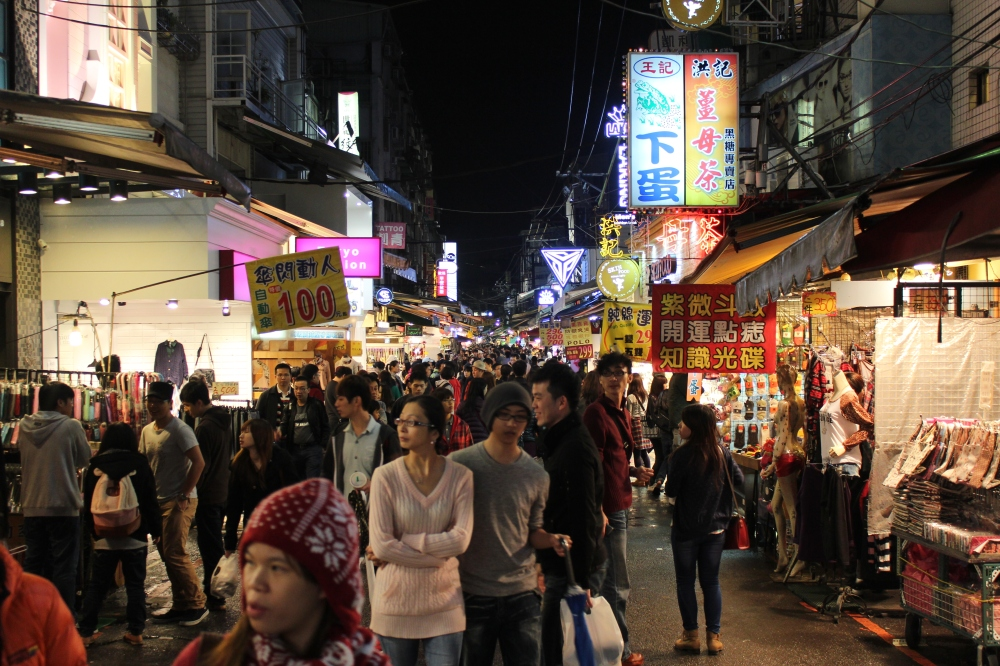Shilin nightmarket, Taipei, Taiwan