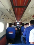 Plane to Orchid Island