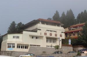My hotel in Alishan