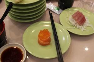 Sushi Express salmon