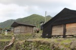 Traditional underground housing on Lanyu