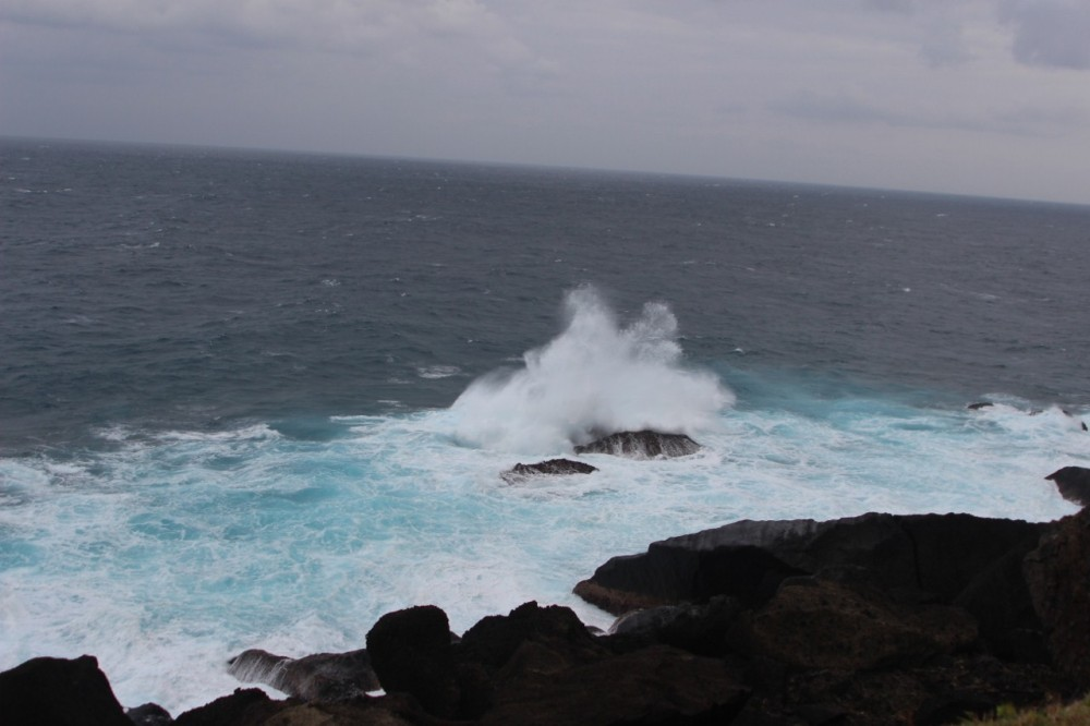 Waves on Lanyu