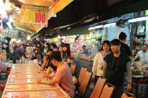 Nightmarket Kaohsiung